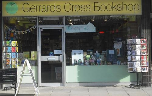 Gerrards Cross Bookshop June 14
